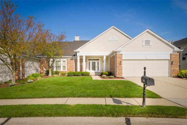 14717 Whitebrook, Chesterfield, MO 63017 (#19068764) :: Kelly Hager Group | TdD Premier Real Estate