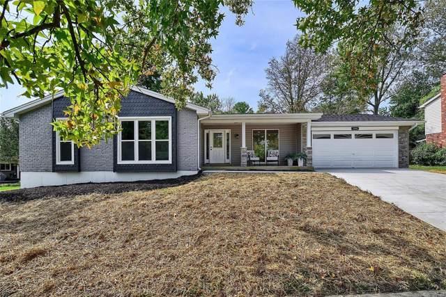 1046 Dutch Mill Drive, Ballwin, MO 63011 (#19068831) :: Kelly Hager Group | TdD Premier Real Estate