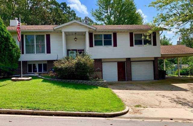 1308 Woodlawn Drive, Rolla, MO 65401 (#19068833) :: The Becky O'Neill Power Home Selling Team