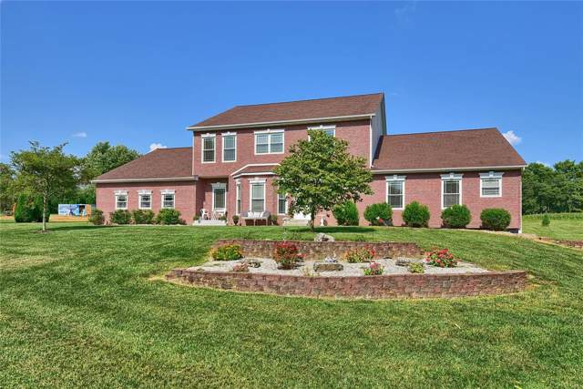 878 Whispering Hills Drive, Lebanon, IL 62254 (#19068835) :: RE/MAX Professional Realty