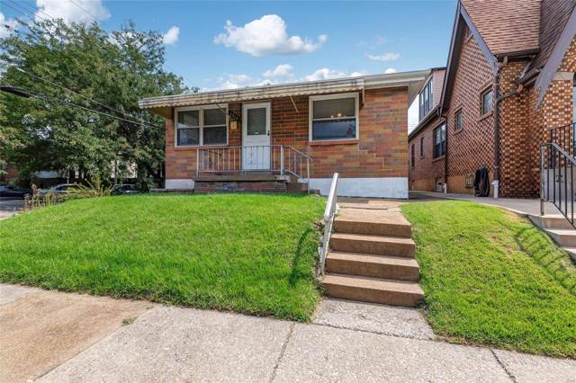 4214 Giles Avenue, St Louis, MO 63116 (#19068964) :: Kelly Hager Group | TdD Premier Real Estate