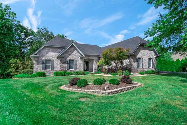 12431 Bentley View Court, Creve Coeur, MO 63141 (#19068989) :: St. Louis Finest Homes Realty Group