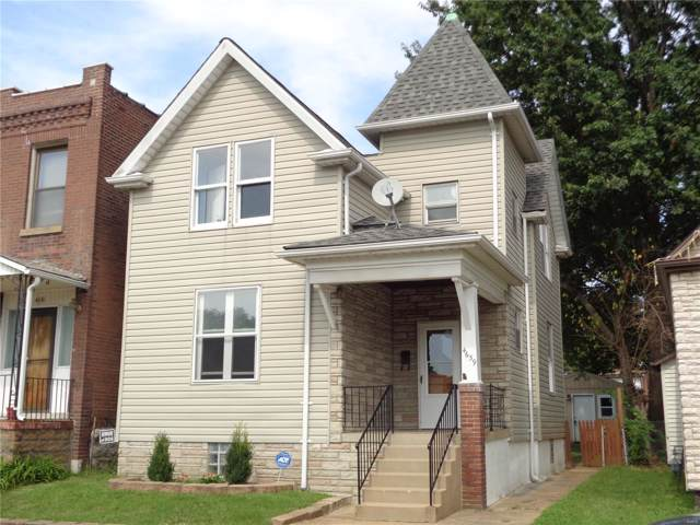 4639 Tyrolean Avenue, St Louis, MO 63116 (#19068994) :: Clarity Street Realty