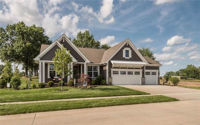 101 Copper Falls Court, Wentzville, MO 63385 (#19069020) :: Kelly Hager Group | TdD Premier Real Estate