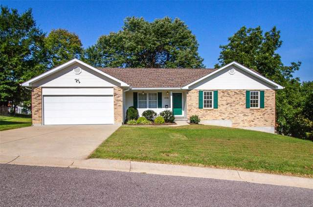 1591 Kelly Court, Washington, MO 63090 (#19069027) :: The Becky O'Neill Power Home Selling Team