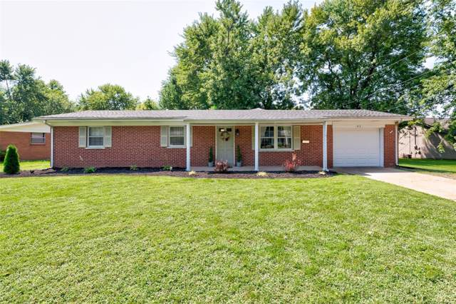 213 Sheffield Drive, Belleville, IL 62223 (#19069048) :: Holden Realty Group - RE/MAX Preferred