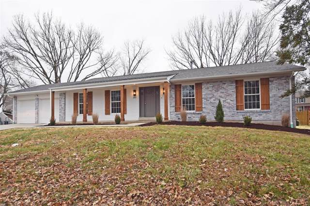 251 Churchill Lane, Ballwin, MO 63011 (#19069065) :: Realty Executives, Fort Leonard Wood LLC