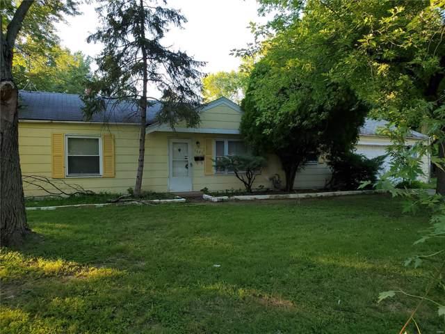1631 Nemnich Avenue, St Louis, MO 63136 (#19069066) :: St. Louis Finest Homes Realty Group