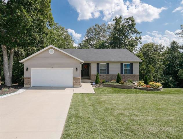 2140 Hillsboro Valley Park Road, High Ridge, MO 63049 (#19069071) :: Matt Smith Real Estate Group