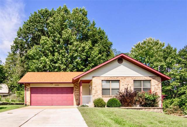 1495 Wayne Drive, Arnold, MO 63010 (#19069079) :: The Becky O'Neill Power Home Selling Team