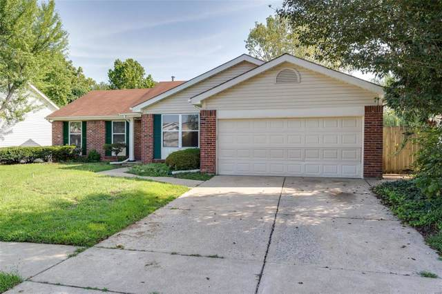 1012 Justice Ct, Florissant, MO 63034 (#19069152) :: Holden Realty Group - RE/MAX Preferred