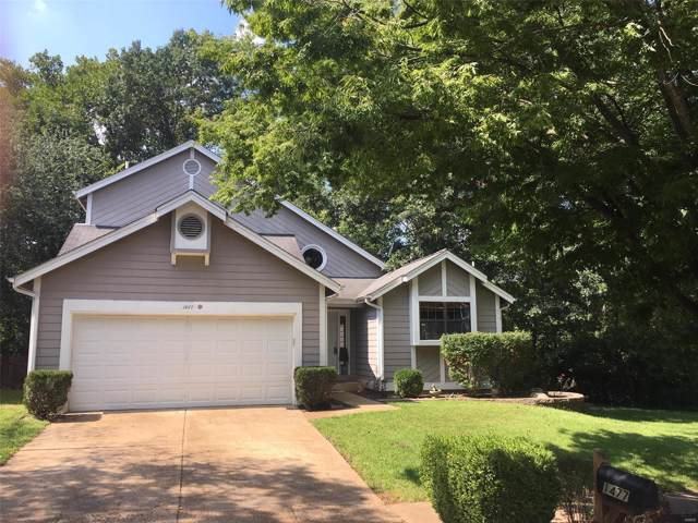 1477 Pepperdine Court, Ballwin, MO 63021 (#19069167) :: St. Louis Finest Homes Realty Group