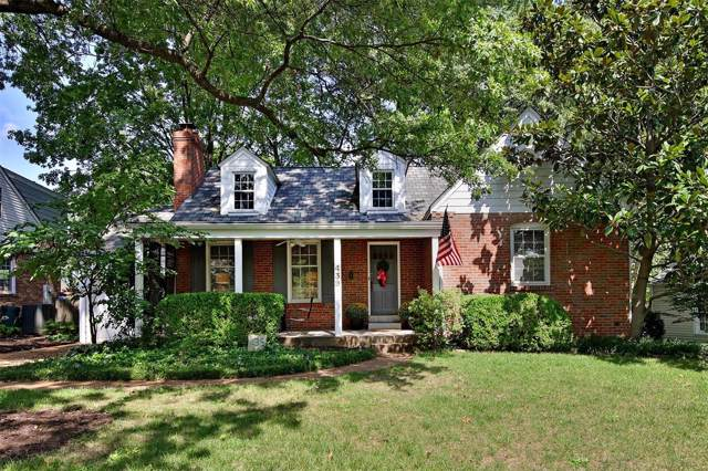439 Fairway, Kirkwood, MO 63122 (#19069175) :: St. Louis Finest Homes Realty Group