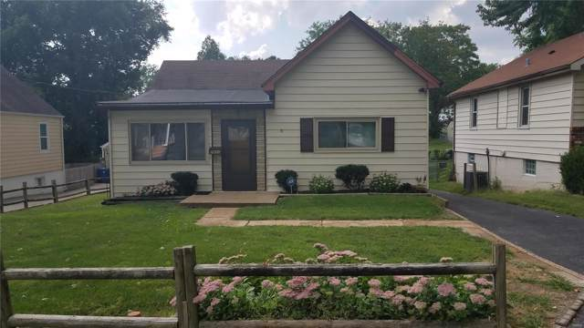 7811 Elton St, St Louis, MO 63123 (#19069197) :: Walker Real Estate Team