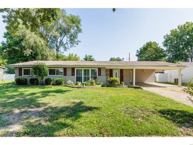 1445 Bluebird Drive, Florissant, MO 63031 (#19069198) :: The Kathy Helbig Group