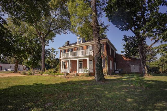725 N Market, Waterloo, IL 62298 (#19069217) :: The Kathy Helbig Group