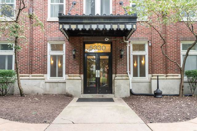 5330 Pershing Avenue #206, St Louis, MO 63112 (#19069220) :: Matt Smith Real Estate Group