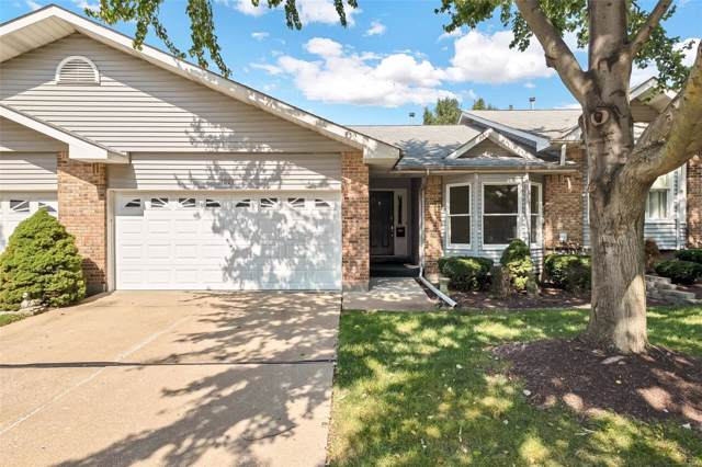 1004 Parc Forest Trail #7, Saint Charles, MO 63303 (#19069230) :: The Kathy Helbig Group