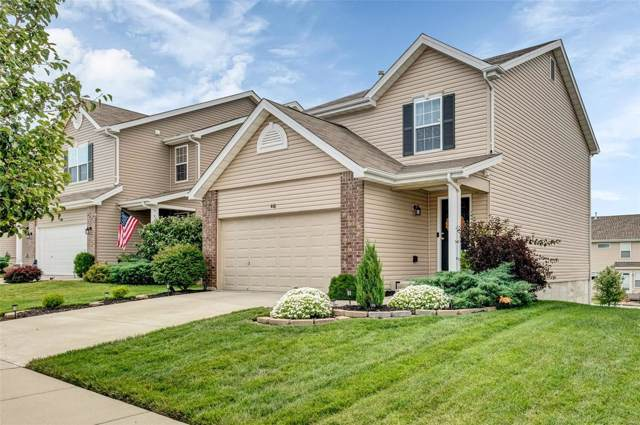 418 Spring Trace, O'Fallon, MO 63368 (#19069232) :: Kelly Hager Group | TdD Premier Real Estate