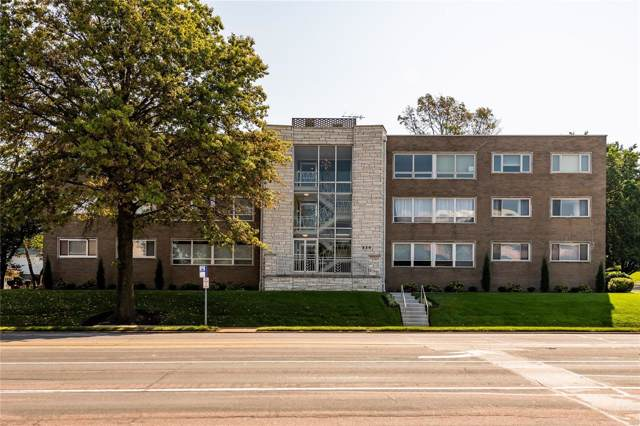 520 S Brentwood Boulevard 2D, Clayton, MO 63105 (#19069272) :: Peter Lu Team