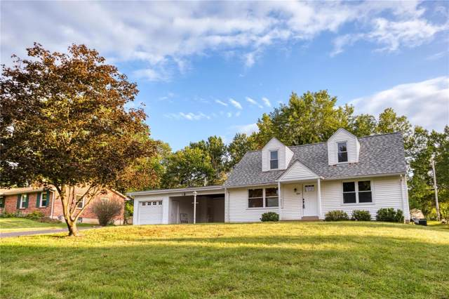 1024 Rose Hill, Ellisville, MO 63021 (#19069291) :: The Kathy Helbig Group