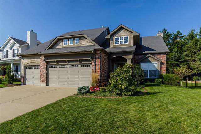 1317 Forest Way, Wentzville, MO 63385 (#19069311) :: Kelly Hager Group | TdD Premier Real Estate