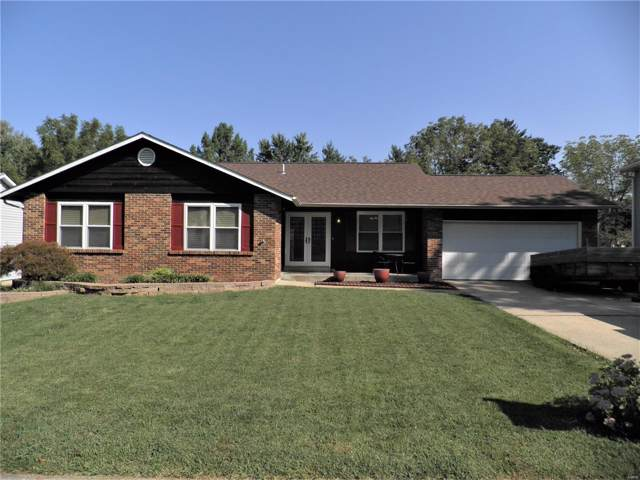86 Spencer Trail, Saint Peters, MO 63376 (#19069314) :: Clarity Street Realty