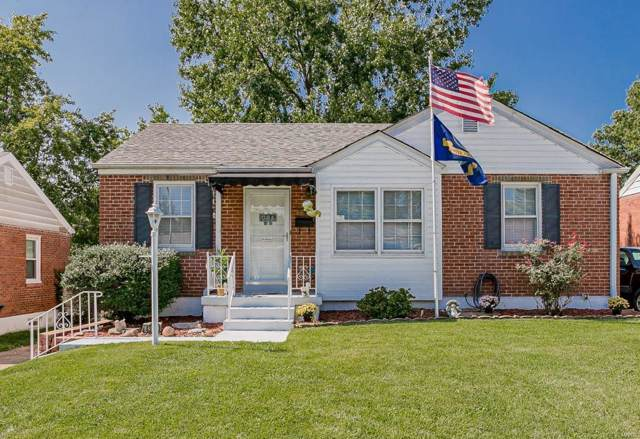 4312 W Steins Street, St Louis, MO 63116 (#19069317) :: The Becky O'Neill Power Home Selling Team