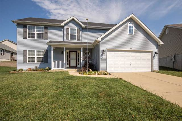 3864 Mystic Valley Drive, Imperial, MO 63052 (#19069334) :: Peter Lu Team