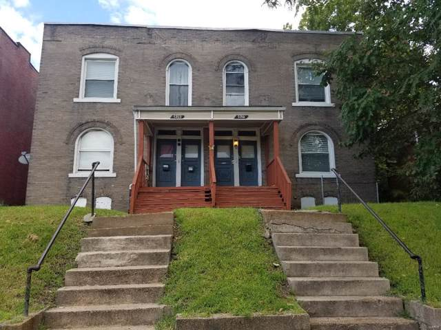 5201 Page Boulevard, St Louis, MO 63113 (#19069339) :: RE/MAX Vision