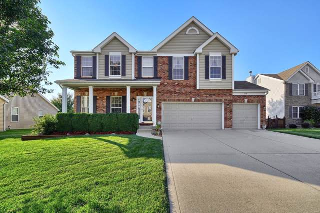 1739 Naughton Way, Swansea, IL 62226 (#19069353) :: Holden Realty Group - RE/MAX Preferred