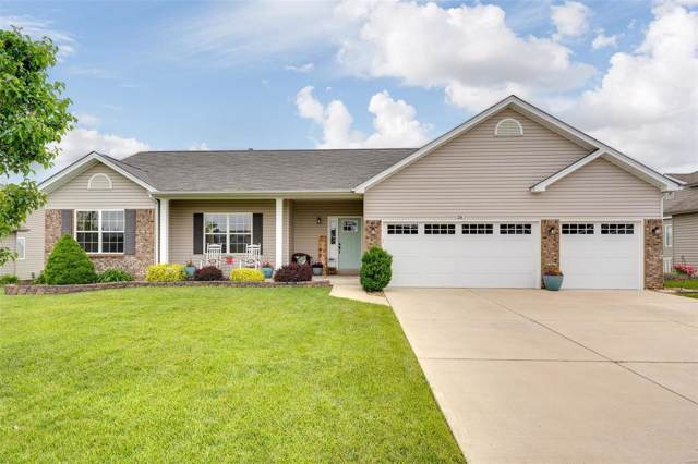236 Fox Ridge Lane, Moscow Mills, MO 63362 (#19069354) :: The Becky O'Neill Power Home Selling Team