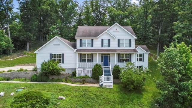 2618 Forest Glen Drive, Pacific, MO 63069 (#19069364) :: Kelly Shaw Team