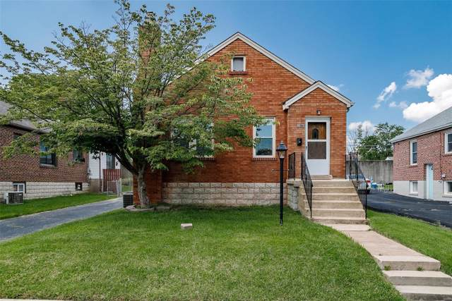 8615 Ivy Avenue, St Louis, MO 63123 (#19069370) :: Walker Real Estate Team