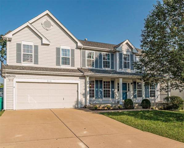 6116 Misty Meadow Drive, House Springs, MO 63051 (#19069397) :: The Becky O'Neill Power Home Selling Team