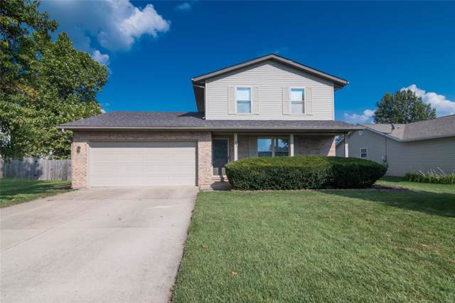 802 Country Meadow Lane, Shiloh, IL 62221 (#19069404) :: Kelly Hager Group | TdD Premier Real Estate