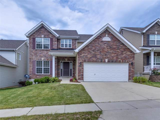 961 Meramec Grove, Ballwin, MO 63021 (#19069407) :: St. Louis Finest Homes Realty Group