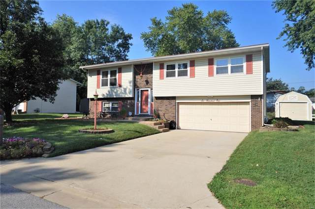 601 Joseph Drive, Fairview Heights, IL 62208 (#19069412) :: Kelly Hager Group | TdD Premier Real Estate