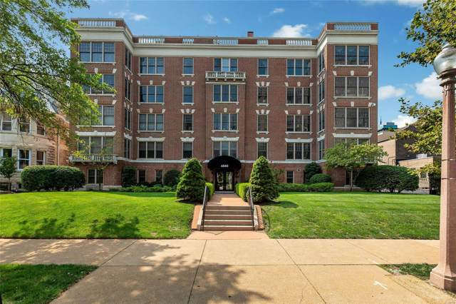 4540 Lindell Boulevard #402, St Louis, MO 63108 (#19069417) :: RE/MAX Professional Realty
