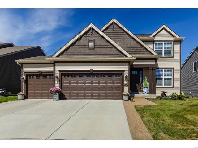 121 Grenache Court, O'Fallon, MO 63368 (#19069422) :: Kelly Hager Group | TdD Premier Real Estate