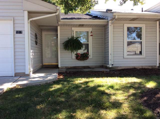 3217 Meadow Trail Drive #55, Saint Peters, MO 63376 (#19069423) :: Holden Realty Group - RE/MAX Preferred