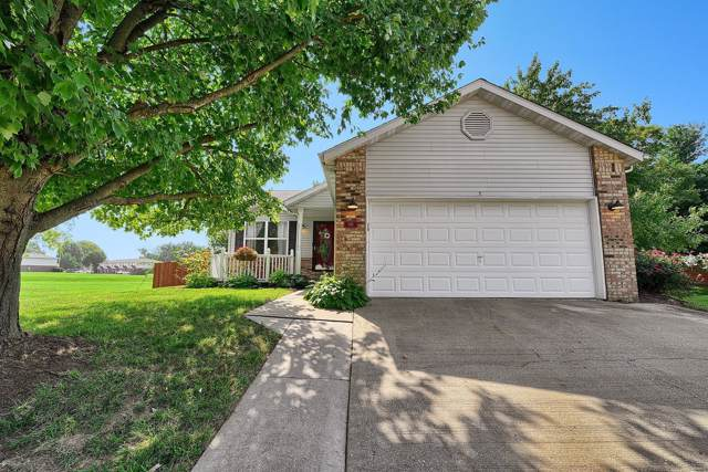 101 Bayfield Drive, Glen Carbon, IL 62034 (#19069436) :: The Becky O'Neill Power Home Selling Team