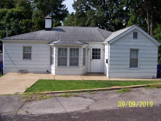 108 Laredo Avenue, St Louis, MO 63125 (#19069469) :: Hartmann Realtors Inc.