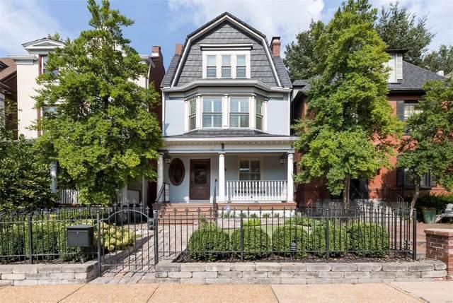 4615 Mcpherson Avenue, St Louis, MO 63108 (#19069474) :: Hartmann Realtors Inc.