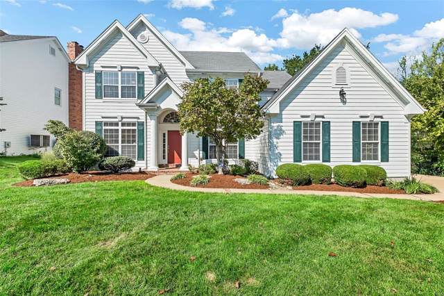 801 Craig Forest Lane, Kirkwood, MO 63122 (#19069496) :: St. Louis Finest Homes Realty Group
