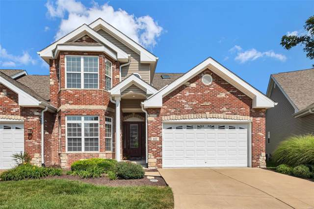 117 Woodland Place Court, Saint Charles, MO 63303 (#19069505) :: The Kathy Helbig Group