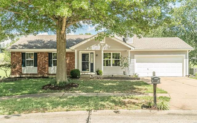 1406 Sand Dollar Court, Fenton, MO 63026 (#19069537) :: The Kathy Helbig Group