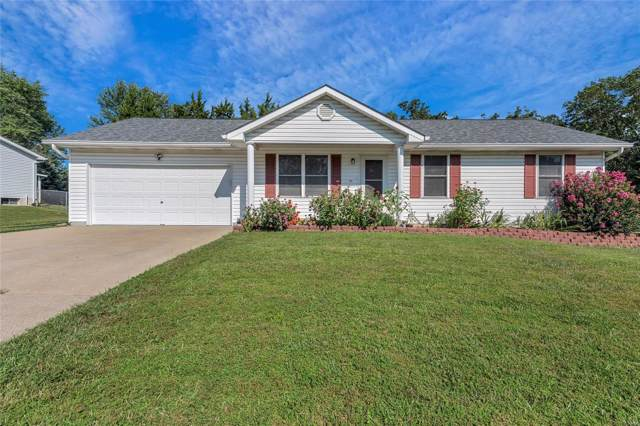 18 Redbud Drive, Warrenton, MO 63383 (#19069542) :: The Becky O'Neill Power Home Selling Team
