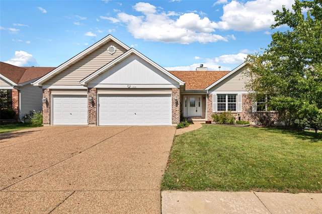 228 Huntsdale Drive, Wentzville, MO 63385 (#19069551) :: Kelly Hager Group | TdD Premier Real Estate