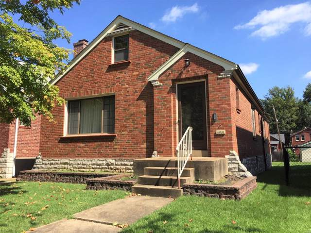 4081 Alma Avenue, St Louis, MO 63116 (#19069557) :: St. Louis Finest Homes Realty Group